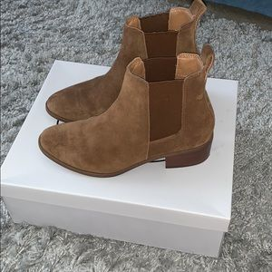 Steve Madden Brown Size 5 booties